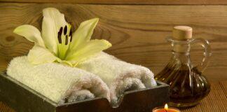 Świece do masażu