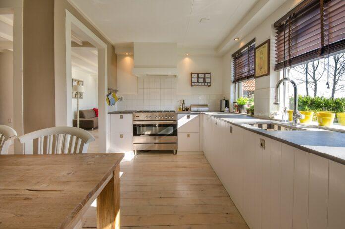 mała kuchnia 2021